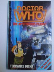 Doctor Who The Mysterious Planet Hardback JNT Collection